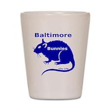 Balt Bunnies Shot Glass