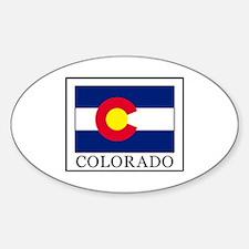 Cool Coloradoan Sticker (Oval)