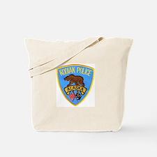 Kodiak Alaska Police Tote Bag