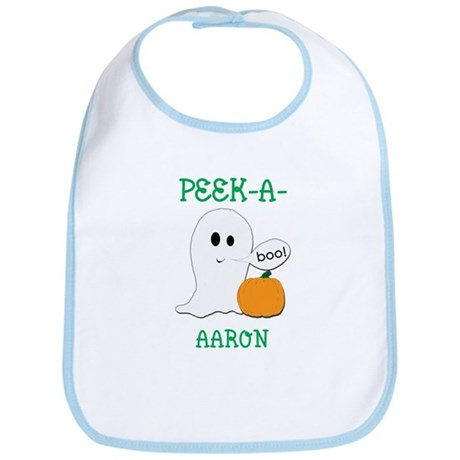 Aaron Halloween Peek-A-Boo Gh Bib