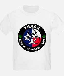 Texas ZRT White T-Shirt