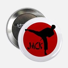 Jack Martial Arts Button