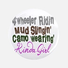 kinda girl Button