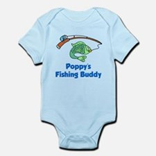 Poppys Fishing Buddy Body Suit