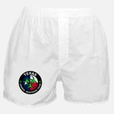 Texas ZRT Green Boxer Shorts