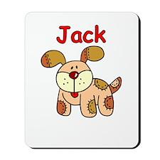 Jack Puppy Mousepad