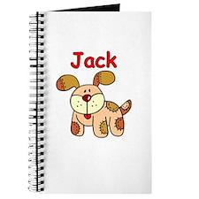 Jack Puppy Journal
