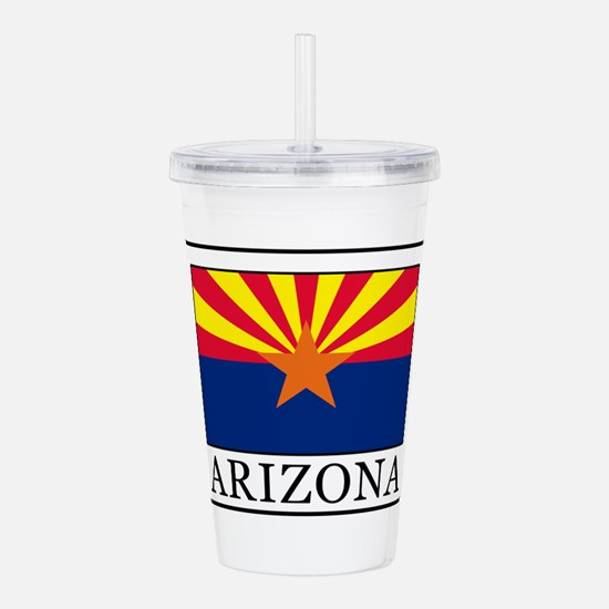 Arizona Acrylic Double-wall Tumbler