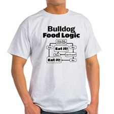 Bulldog Food T-Shirt