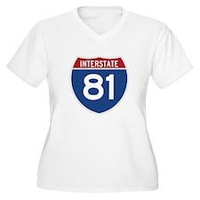 Interstate 81 T-Shirt