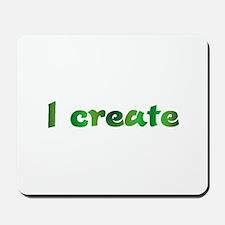 I Create Mousepad