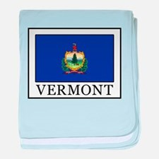 Vermont baby blanket