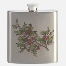 HollyBerries20151104 Flask