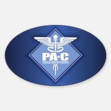 Unique Medical professional Sticker (Oval)