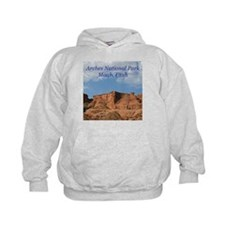 Arches National Park Apparel Hoodie