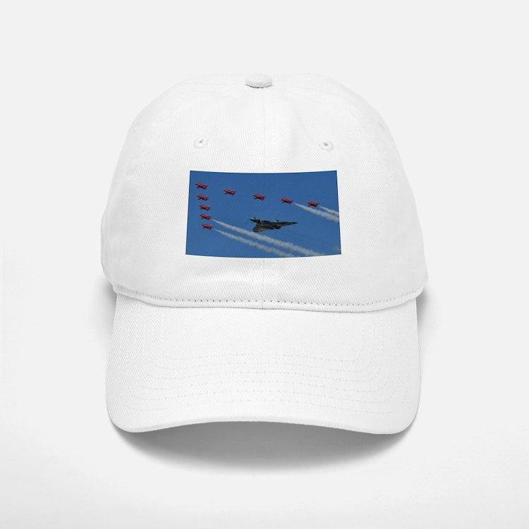 Cute Red arrows Cap