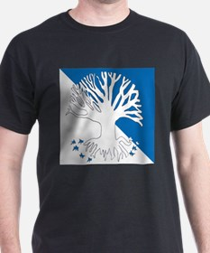 Cute Knights round table T-Shirt