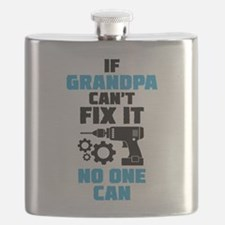 If Grandpa Can't Fix It No One Can Flask