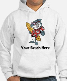 Personalize Shark Hoodie