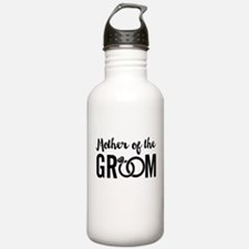 mother of the groom Water Bottle
