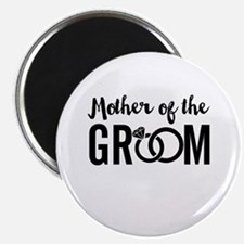 """mother of the groom 2.25"""" Magnet (10 pack)"""
