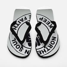 KEEP THE FAITH 2 Flip Flops