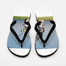 GS VESPA MOD Flip Flops