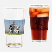 GS VESPA MOD Drinking Glass