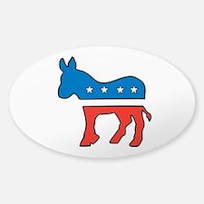Democrat Decal