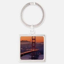 GoldenGateBridge20150823 Keychains