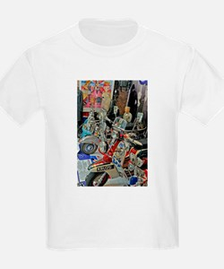 SCOOTERS , MODS GS T-Shirt