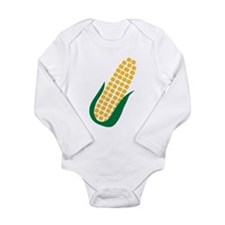 Unique Meal Long Sleeve Infant Bodysuit