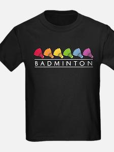 Rainbow Badminton T