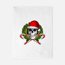Christmas Skull Twin Duvet
