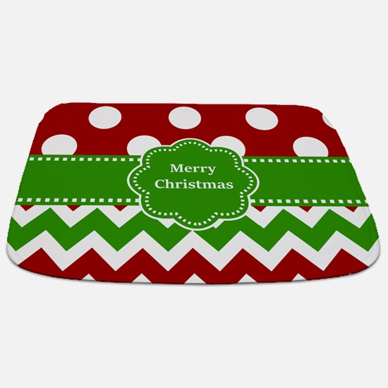 Christmas Bath Mat Bathmat