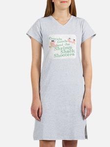 Cute 60 s humor Women's Nightshirt