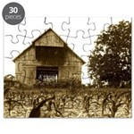 Old Kentucky Barn Puzzle