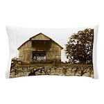 Old Kentucky Barn Pillow Case