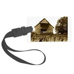 Old Kentucky Barn Luggage Tag