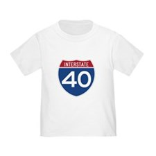Interstate 40 T
