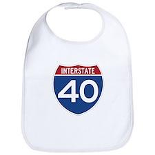 Interstate 40 Bib