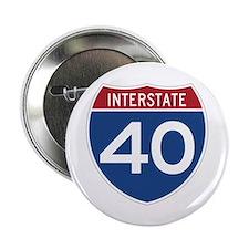 Interstate 40 Button