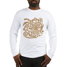Funny Chinese zodiacs Long Sleeve T-Shirt