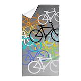 Bike Beach Towels