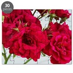 Pretty Red Roses Puzzle