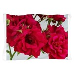 Pretty Red Roses Pillow Case