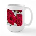 Pretty Red Roses Mugs
