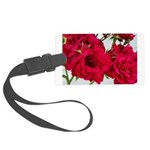 Pretty Red Roses Luggage Tag