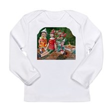 Cute Baby toys Long Sleeve Infant T-Shirt