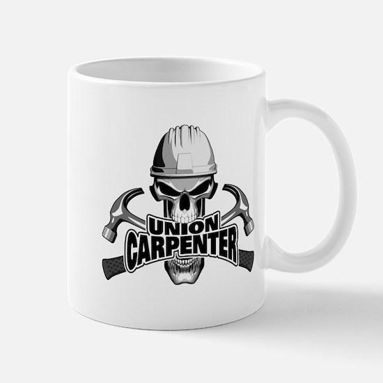 Union Carpenter Skull Mugs